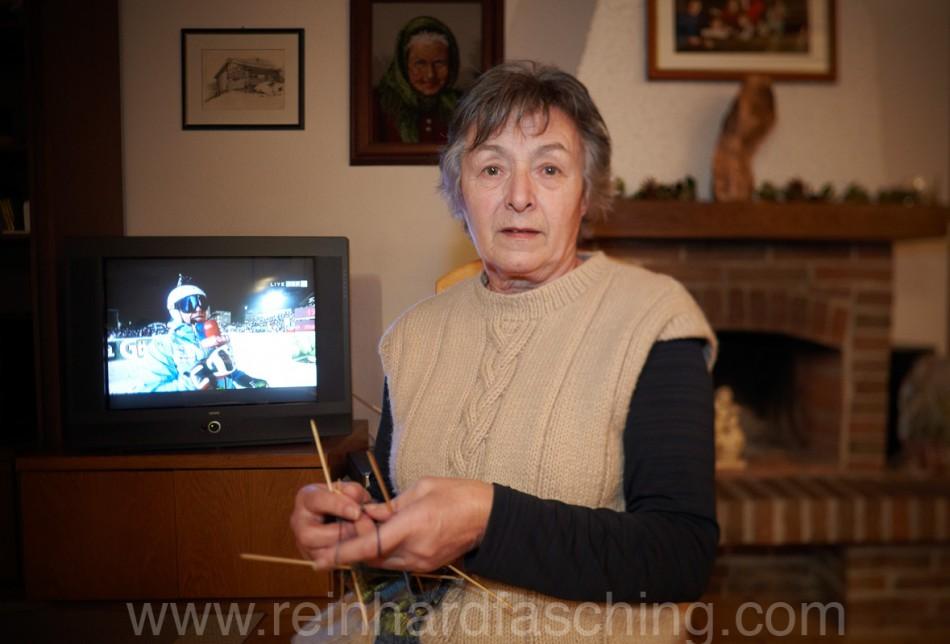 maria, fotografiert in Lustenau von Reinhard Fasching, Fotograf