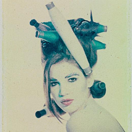 polaroid print by Reinhard Fasching, fotograf bregenz vorarlberg austria