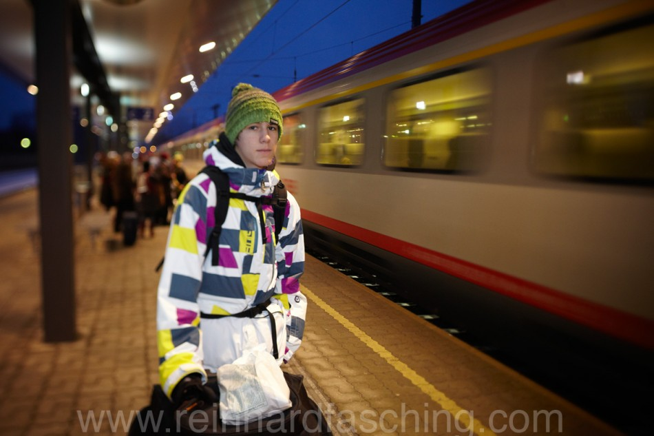 Luca, fotografiert für das 365 Portrait Projekt von Reinhard Fasching