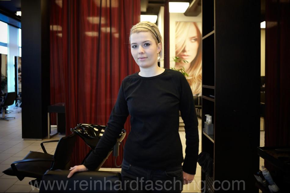 Marijana, stylistin fotografiert von Reinhard Fasching