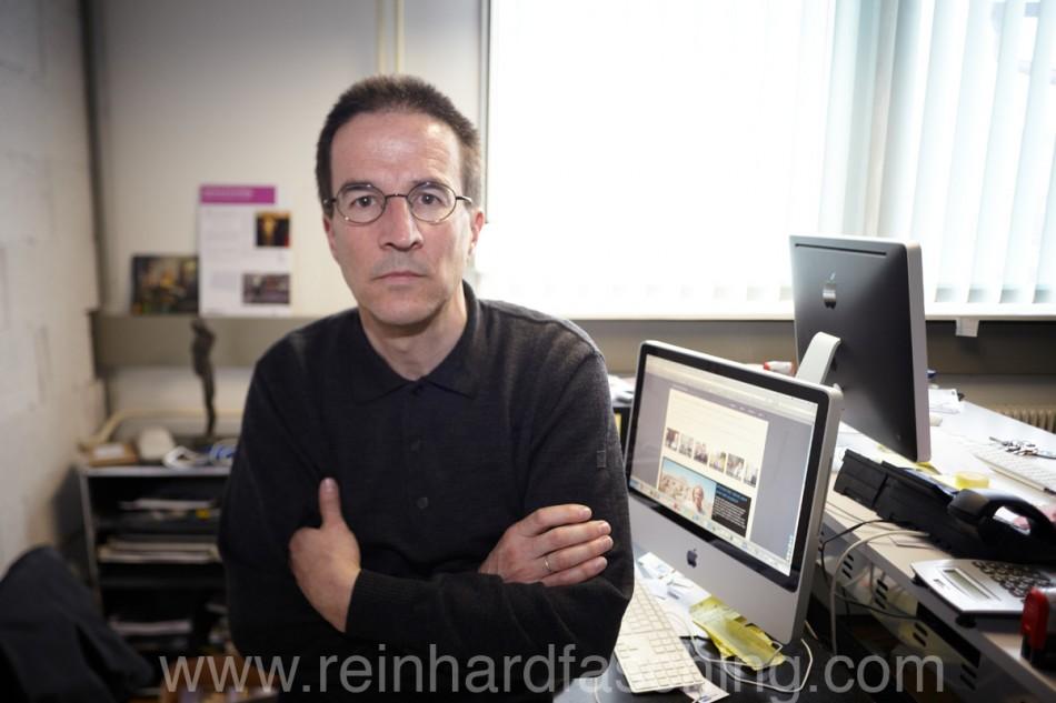 Gerhard, Pro CIne CEO