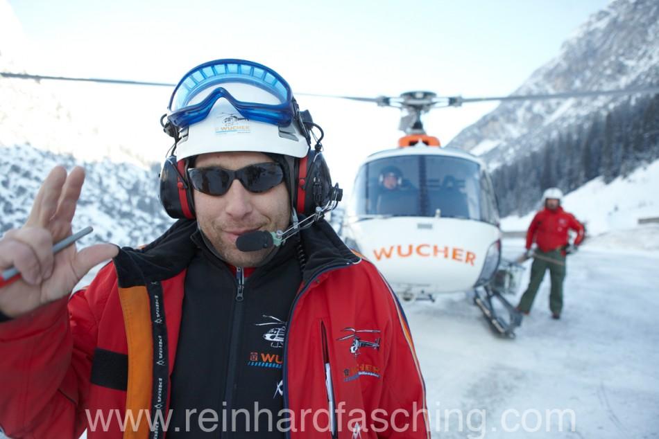 Wucher Helicopter, Samy