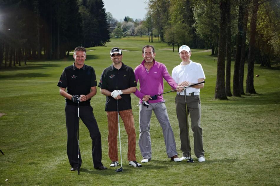 Weissensberg, golf flight