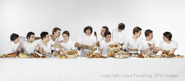 last supper, award winning image