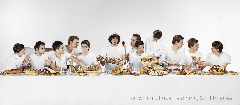 Abendmahl, Siegerbild des österreichischen Lehrlingswettbewerbs
