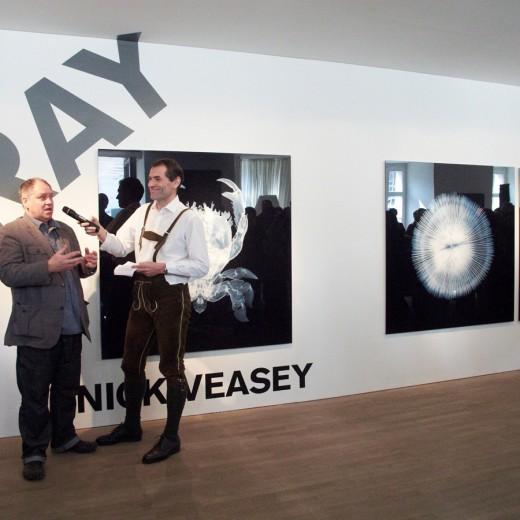Vernisage im Atelier Jungwirth, Graz