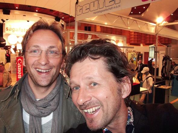 Helge Kirchberger und Reinhard Fasching