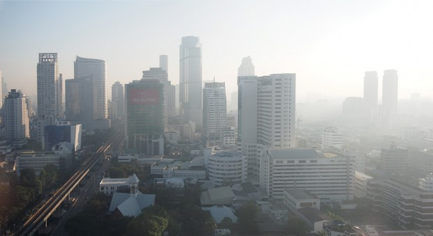 Good morning Bangkok