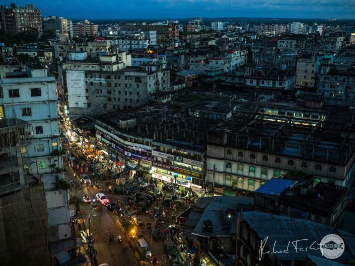 City View o Chittagong City Bangladesh